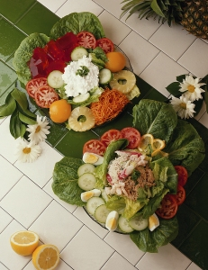 Вегетарианская кухня - это искусство. Фото: lagrandeepoque.com