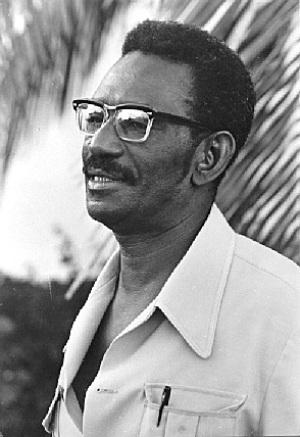 Сенегальский историк и антропологист Чеик Анта Диоп считается одним из наиболее выдающихся африканских историков 20-го столетия. Фото: Wikipedia