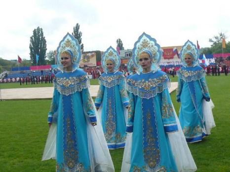 Русские крававицы. Фото: Елена Захарова/Великая Эпоха