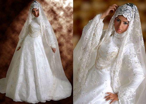 Фото свадебные платья арабские