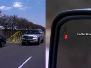 Новые системы безопасности в автомобилях Ford. Фото с сайта mobbit.info