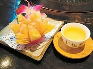 Зеленый чай. Фото: Радио «Голос надежды», Тайвань