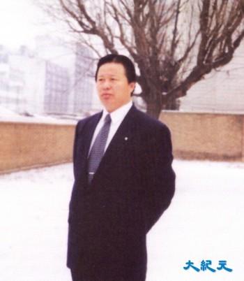 Адвокат-правозащитник Гао Чжишен. Фото: The Epoch Times