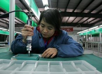 На заводе идет массовое сокращение рабочих. Фото: Getty Images