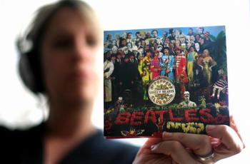 В сентябре нынешнего года весь каталог The Beatles будет переиздан. Фото: CHRIS YOUNG/AFP/Getty Images