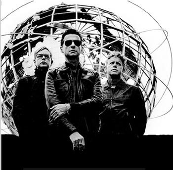 Фото с depechemode.com