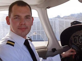Тиаго Роруз Браммер, 28 лет, пилот в обучении. Фото: Великая Эпоха