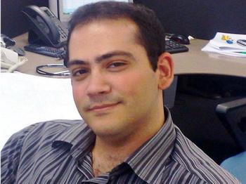 Зоук Майкл, 25 лет, инженер-электромеханик. Фото: Великая Эпоха