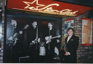 Ливерпуль. Мемориальный музей The Beatles. Фото: Юлия ЯКОВЛЕВА