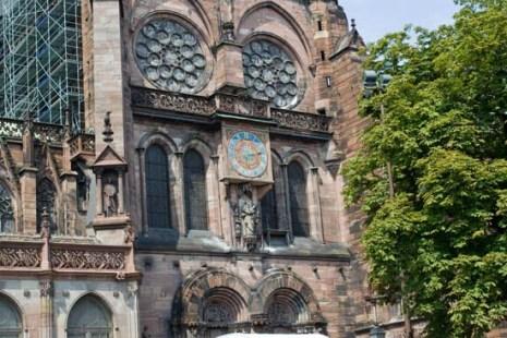 Страсбург. Нотр-Дам. Южный портал. Фото: Лора ЛАРСИА/Великая Эпоха