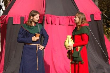 Фестиваль исторической реконструкции средневековья. Фото:Ирина ОШИРОВА/Великая Эпоха