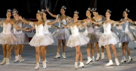 Русский балет на мексиканском льду. Фото: ALFREDO ESTRELLA/AFP/Getty Images