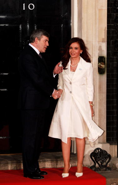 Президент Аргентины Кристина Фернандес де Киршнер. Фото: Getty Images