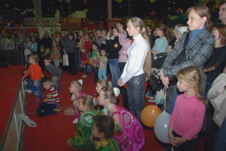 Детский рай на ВВЦ продолжается. Фото: Юлия Цигун/Великая Эпоха