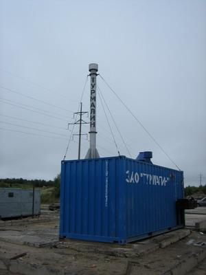 Инсинератор ИН-50 – установка для экологически безопасного термического уничтожения отходов.
