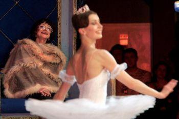 Мир потерял великую балерину - Екатерину Максимову. Фото: DMITRY KOSTYUKOV /AFP /Getty Images