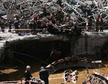 Найдены тела 26 человек, погибших при аварии на Саяно-Шушенской ГЭС. Фото с rian.ru
