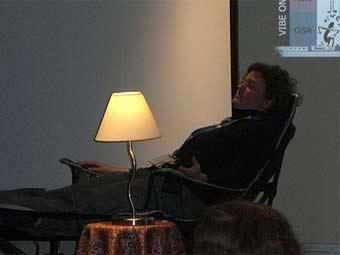 Emoti-Chair. Фото с ryerson.ca