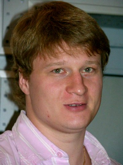 Александр Поветкин. Фото Николая Зуева