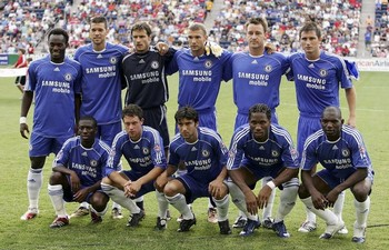 Футбольная команда Челси. Фото: sportreport.ru