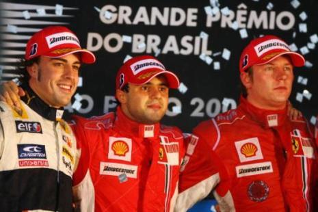 В Бразилии прошел заключительный этап чемпионата мира по автогонкам Формулы 1. Фото: Getty Images
