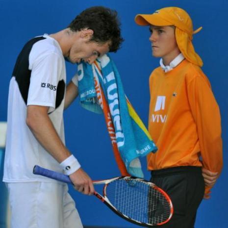 На Открытом чемпионате Австралии по теннису завершились последние матчи 1/8 финала в мужском одиночном разряде. Фото: PAUL CROCK/AFP/Getty Images