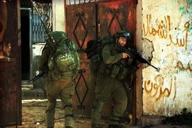 Солдаты ЦАХАЛа в Газе. Фото: AFP PHOTO/HO/IDF