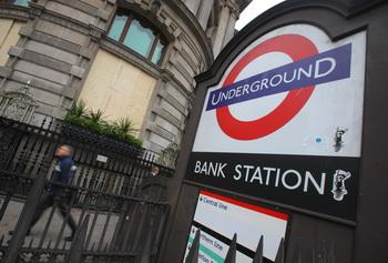 Лондонская подземка. Фото: Matt Cardy/Getty Images