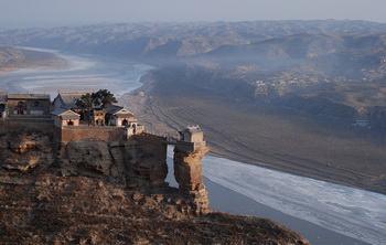 Река Хуанхэ.Фото soprano.bj (Flickr)