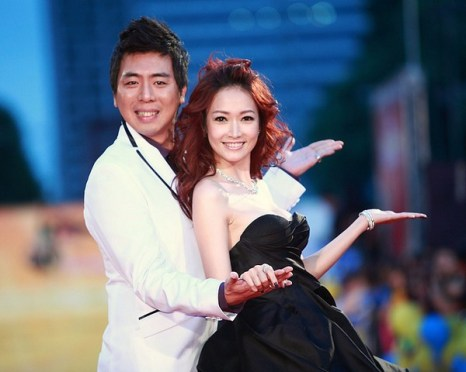 Наряды тайваньских звезд на фестивале