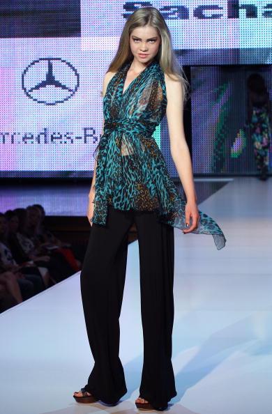 Неделя моды Mercedes-Benz в Брисбене. Фото: Bradley Kanaris/Getty Images