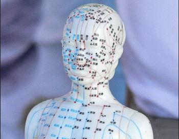 Сеть меридианов и акупунктурных точек предлагает врачу множество возможностей привести в равновесие энергию и таким образом сократить головные боли.