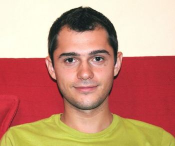 23-летний экономист Андрей Мэросану. Фото: Великая Эпоха