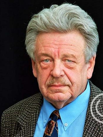 Валентин Оскоцкий, литературный критик, литературовед. Фото предоставлено Валентином Оскоцким.