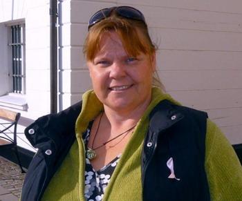 Ина Петерсен, 37, кондитер. Фото: Epoch Times