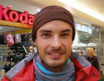 Петр Верно, 29, массажист. Фото: Epoch Times