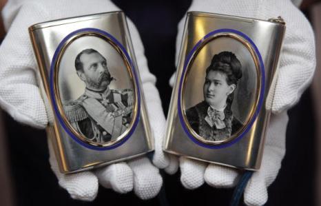 Коллекция британской королевской семьи. Фото: Peter Macdiarmid/Getty Images