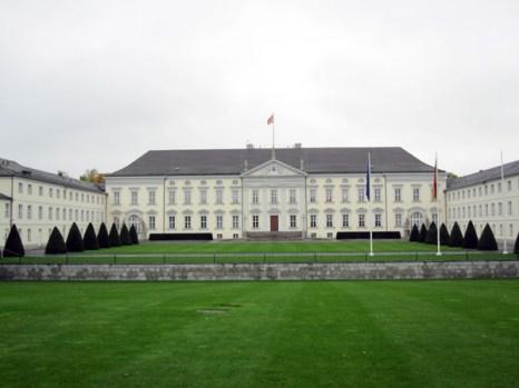 Дворец Бельвю (нем. Schloss Bellevue). Фото: Ирина Лаврентьева/Великая Эпоха