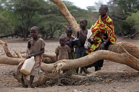 Кения. Фото: Christopher Furlong/Getty Images