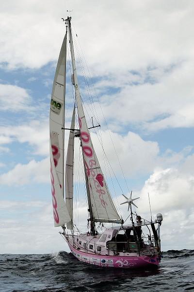 16-летная яхтсменка из Австралии отправится в одиночное кругосветное плавание/Getty Imges
