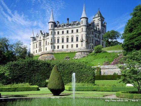 Великолепные замки в Европе. Фото с aboluowang.com