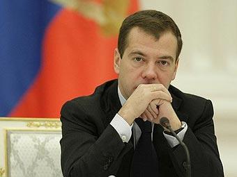 Дмитрий Медведев. Фото пресс-службы Кремля