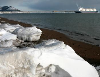 Остров Сахалин. Фото: NATALIA KOLESNIKOVA/AFP/Getty Images