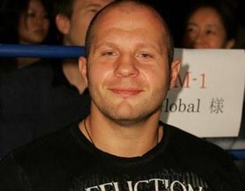 Федор Емельяненко. Фото с сайта  efedor.ru