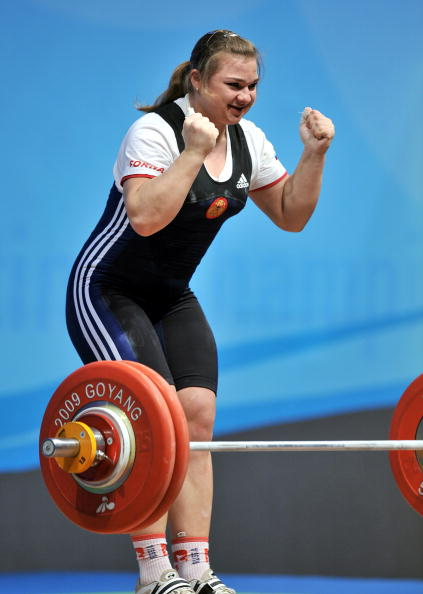 Татьяна Каширина. Фото: JUNG YEON-JE/AFP/Getty Images