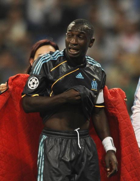 Реал - Марсель фото:PEDRO ARMESTRE,DOMINIQUE FAGET /Getty Images Sport