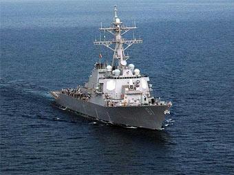 USS Ramage. Фото ВМС США