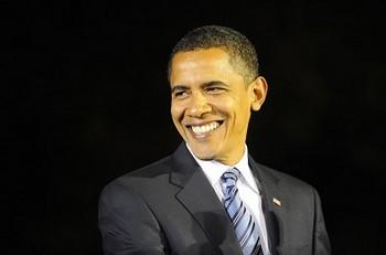 Нобелевская премия мира присуждена Бараку Обаме/Getty Imges