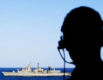 Испания предлагает блокировать Сомалийские порты. Фото: ROBIN UTRECHT/AFP/Getty Images
