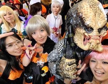 Ученики многих школ при выборе костюма для праздничных мероприятий должны будут соблюдать достаточно жесткие правила. Фото: TORU YAMANAKA/AFP/Getty Images